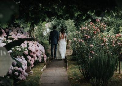 Mariage - Au milieu des fougères